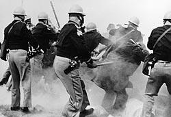 Selma March - Police Attack Marchers American History African American History Censorship Civil Rights Ethics