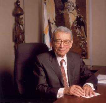 Boutros Boutros-Ghali (Illustration) World History Government