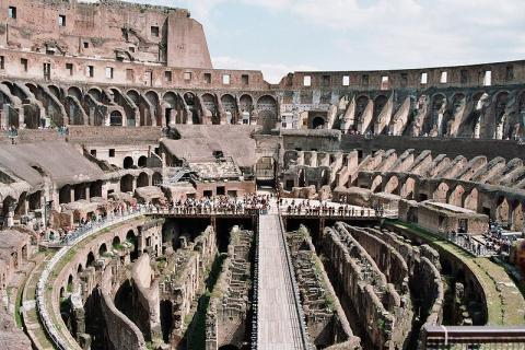 Colosseum - An Ancient Landmark in Modern Rome Ancient Places and/or Civilizations Geography