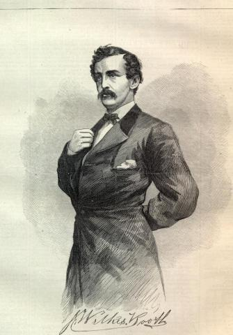 John Wilkes Booth American History Disasters Famous Historical Events Famous People Social Studies Trials Tragedies and Triumphs