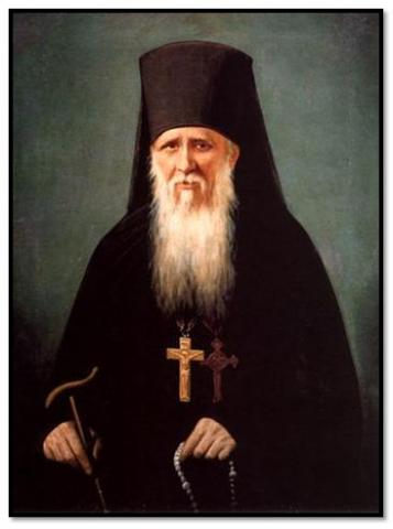 Ambrosius - Russian Orthodox Monk Philosophy Tragedies and Triumphs