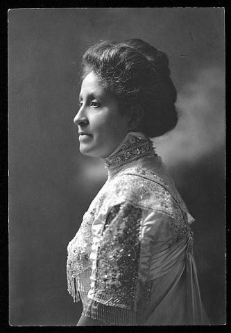 Suffragist - Mary Church Terrell Civil Rights Famous People Law and Politics