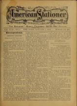 The American Stationer - Source of Info for C.M. Barnes