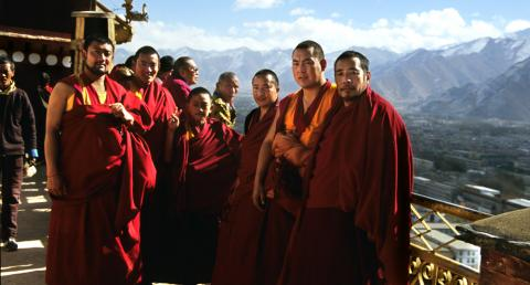 Tibetan Monks 0 Awesome Teacher Story Share Biographies Famous People World History