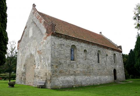 Roskilde - Ancient Church Archeological Wonders Geography Ancient Places and/or Civilizations