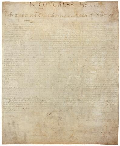 The Declaration of Independence American Revolution Famous Historical Events Government Law and Politics Revolutionary Wars Social Studies American History