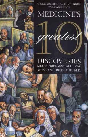 Medicine's 10 Greatest Discoveries - by Friedman and Friedland Medicine Famous People Social Studies