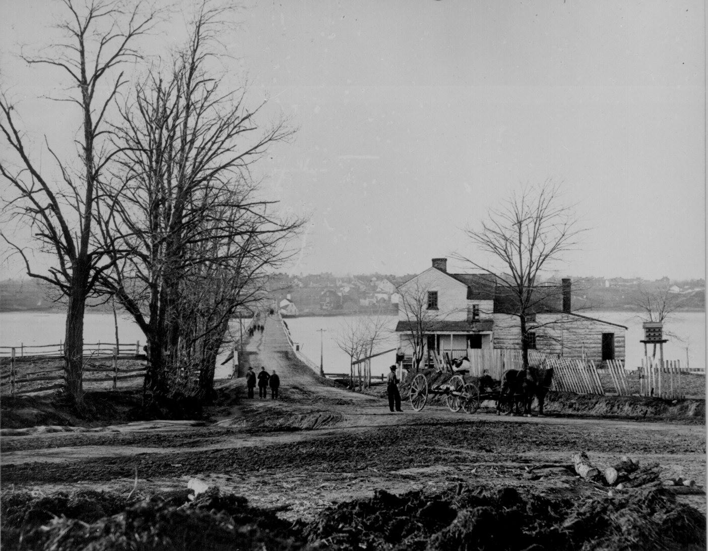 David S Island Hospital Civil War