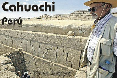 Giuseppe Orefici - Nasca Archeologist Social Studies Geography History STEM Visual Arts