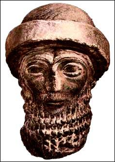 Hammurabi Headpiece Ancient Places and/or Civilizations Law and Politics Social Studies World History