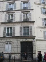 54 Rue Lepic - Theo van Gogh's Paris Home