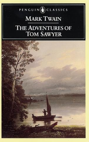 The Adventures of Tom Sawyer - by Mark Twain Fiction Visual Arts
