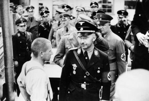 Himmler Famous People Tragedies and Triumphs Visual Arts World History World War II