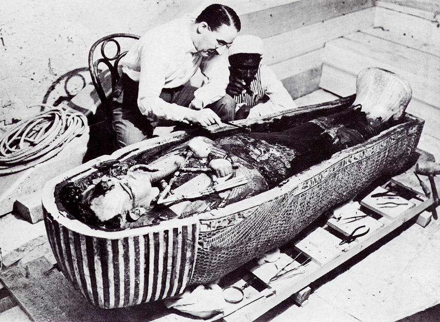 King Tut Tomb Discovery: Howard Carter