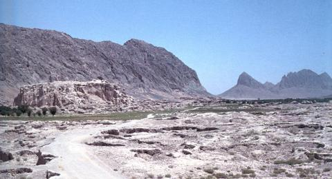 Kandahar - Area View World History Geography