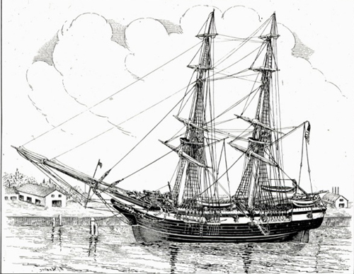 la amistad a ship of slavery Amistad: how it began they then began preparations to transport the captives on the schooner la amistad to their at the time slavery and the slave trade was.