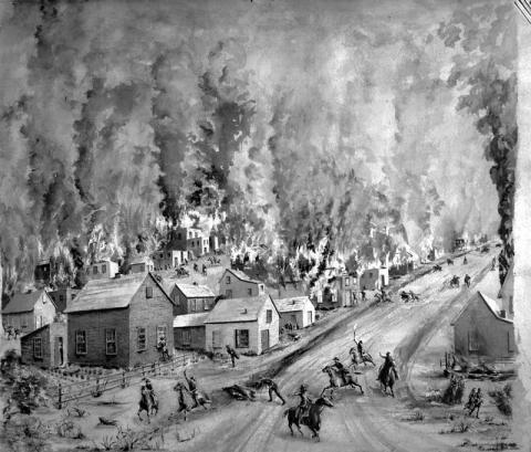 ATROCITIES in KANSAS (Illustration) American History Awesome Radio - Narrated Stories Biographies Civil Rights Famous People Film Geography Government History Nineteenth Century Life Legends and Legendary People Crimes and Criminals