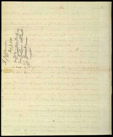 Thomas Jefferson's Letter to James Madison Philosophy American History American Presidents Government Law and Politics