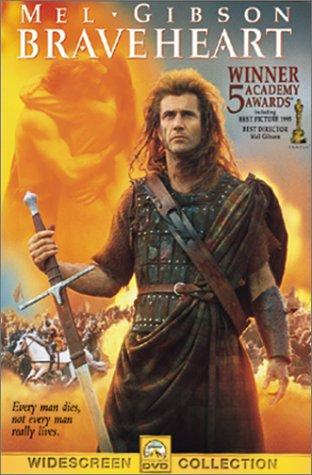 Braveheart DVD Movie Cover