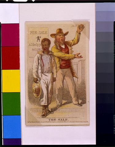 Advertisement for a Slave Visual Arts American History African American History Civil Rights Slaves and Slave Owners Social Studies