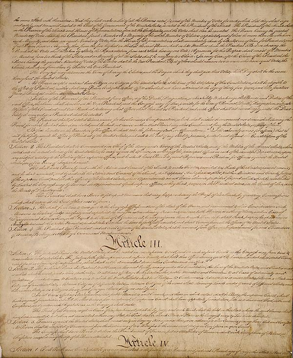 Article 3 Of The Constitution U.s. constitution - article Judicial Branch For Kids