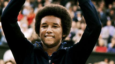 Arthur Ashe 0 Member Stories African American History Famous People Sports