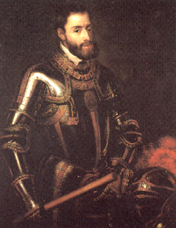 Charles V Famous People Social Studies World History Visual Arts