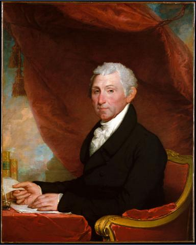 James Monroe American History Biographies Famous People Social Studies American Presidents