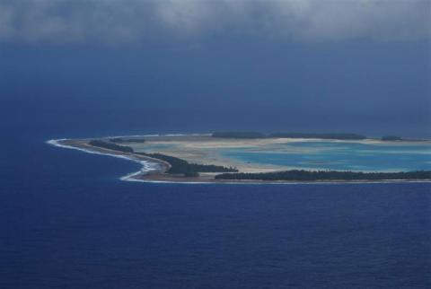 Funafuti - Approaching the Atoll Awesome Radio - Narrated Stories World War II American History Geography