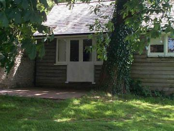 Writing Lodge Used by Virginia Woolf Fiction Famous People Geography