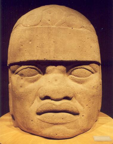 Olmec Statue Visual Arts Ancient Places and/or Civilizations Archeological Wonders Geography STEM World History