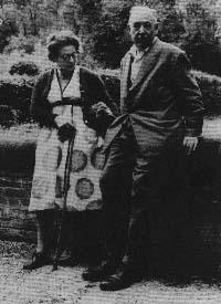 C.S.Lewis and Joy Davidman Gresham