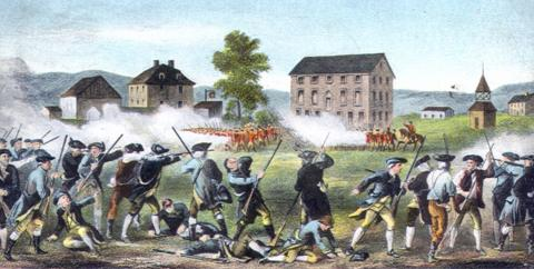 Battle of Lexington Tragedies and Triumphs American History American Revolution Famous Historical Events Social Studies