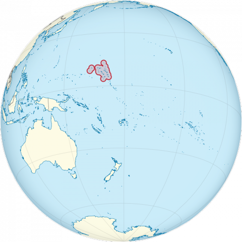 Marshall Islands - Map Locator for Raft-Floating Distance American History Biographies Disasters Tragedies and Triumphs World War II Geography