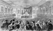 Mass Meeting to Endorse Call for South Carolina Secession Convention
