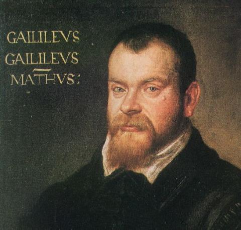 Galileo Portrait, circa 1600 Biographies Famous People Social Studies STEM Aviation & Space Exploration Visual Arts