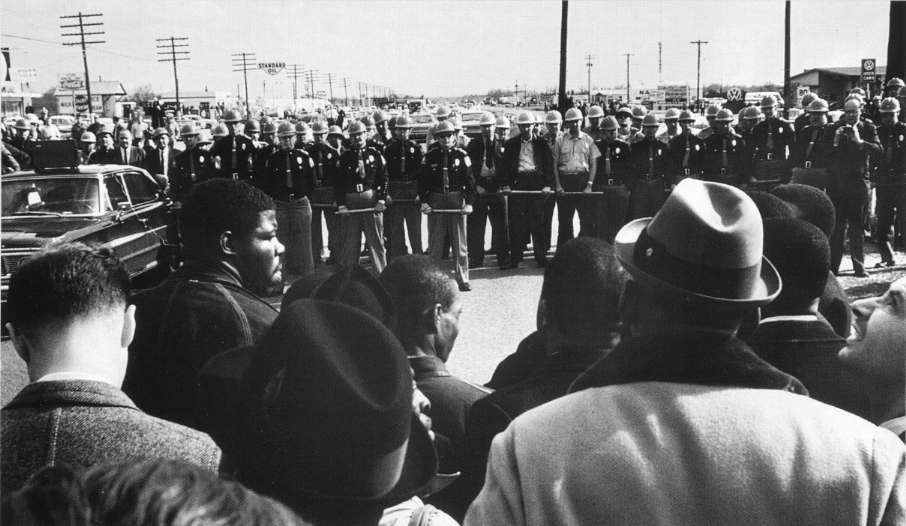 1965 - March from Selma to Montgomery