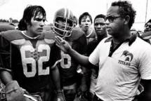 Herman Boone with the 1971 Titans