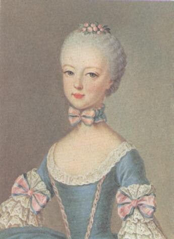 Marie Antoinette, Age 7 Tragedies and Triumphs Famous People Social Studies World History
