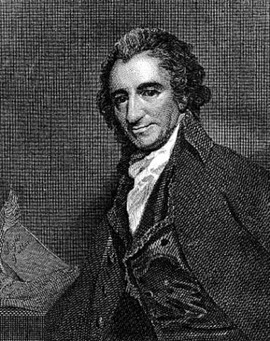 Thomas Paine Visual Arts American History American Revolution Biographies Famous Historical Events Government