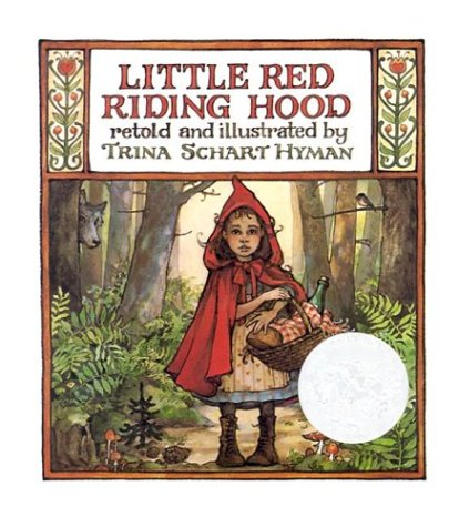 Red Riding Hood Fairy Tale