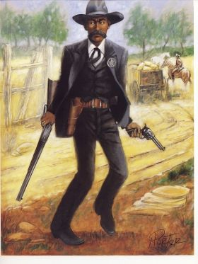 Bass Reeves by Henry C. Porter