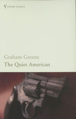 an analysis of the quiet american by graham greene The quiet american (1955) by graham greene posted on 27  very good  analysis of the various incarnations of this story the novel.