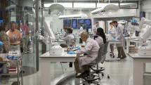 Hammond Creation Lab at Jurassic World