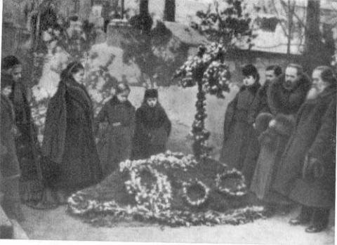 Dostoevsky Burial Site Tragedies and Triumphs Russian Studies Famous People Social Studies