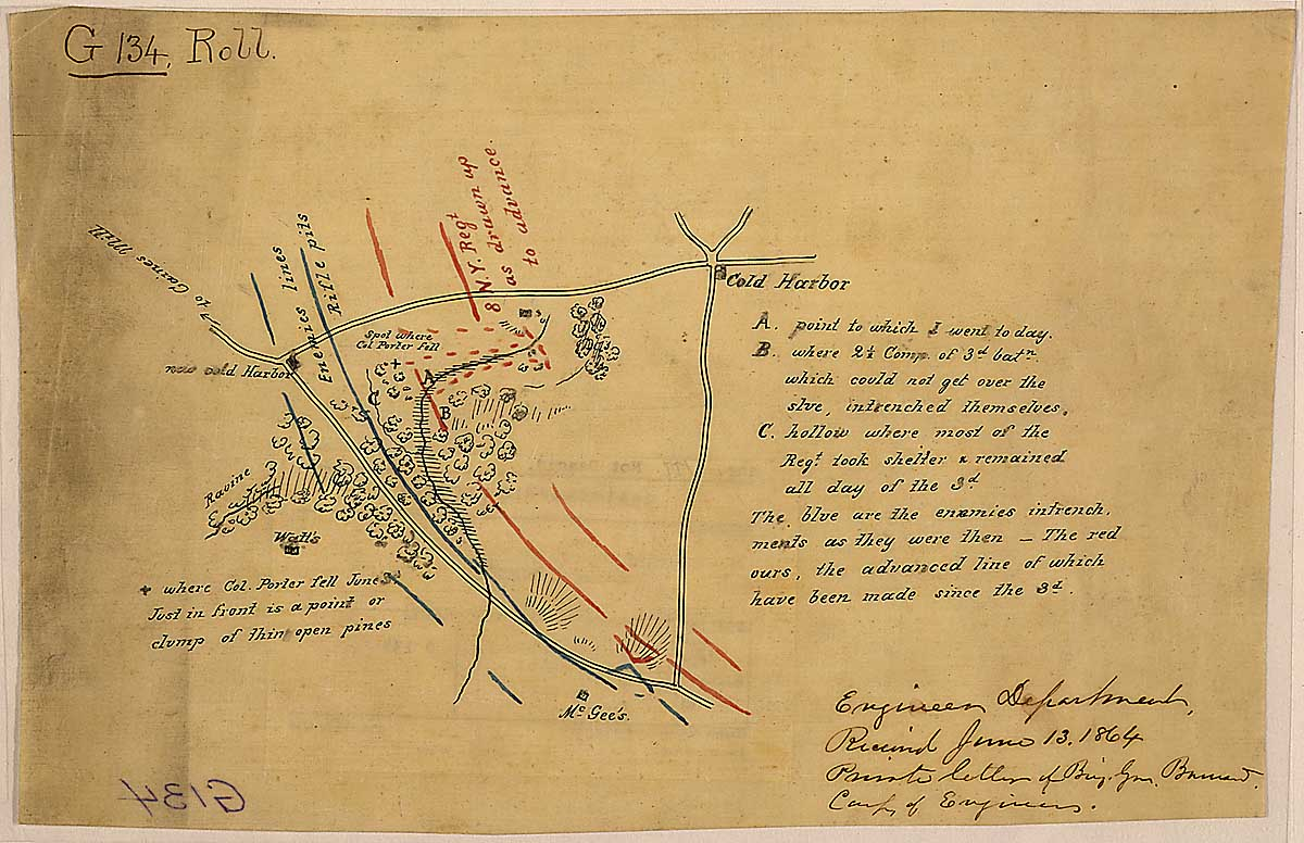 account of the battle of cold harbor The battle of cold harbor was one of the civil war's most dramatic and decisive engagements please consider these 10 facts to expand your knowledge and appreciation of the civil war trust's ongoing preservation efforts on the historic battlefield.