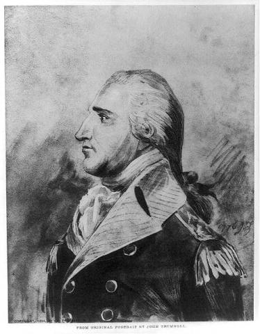 Benedict Arnold (Illustration) Biographies History Social Studies Famous People Revolutionary Wars American History