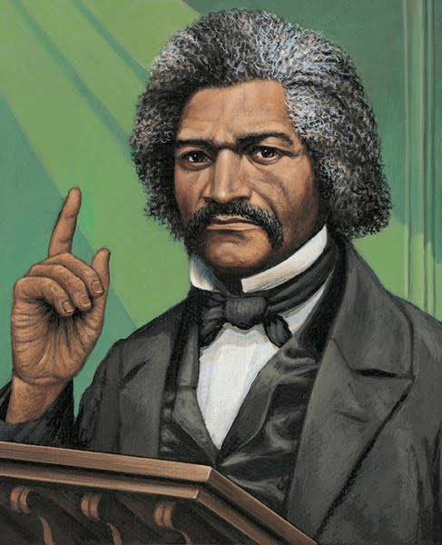 an in depth descripion of the leadership of fredrick douglass