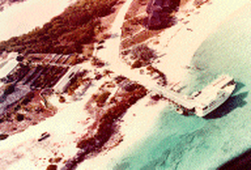 Cocaine Operations on Norman's Cay in the Bahamas