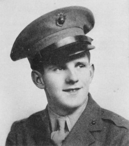PFC William R. Caddy, Recognized by U.S. for Gallantry